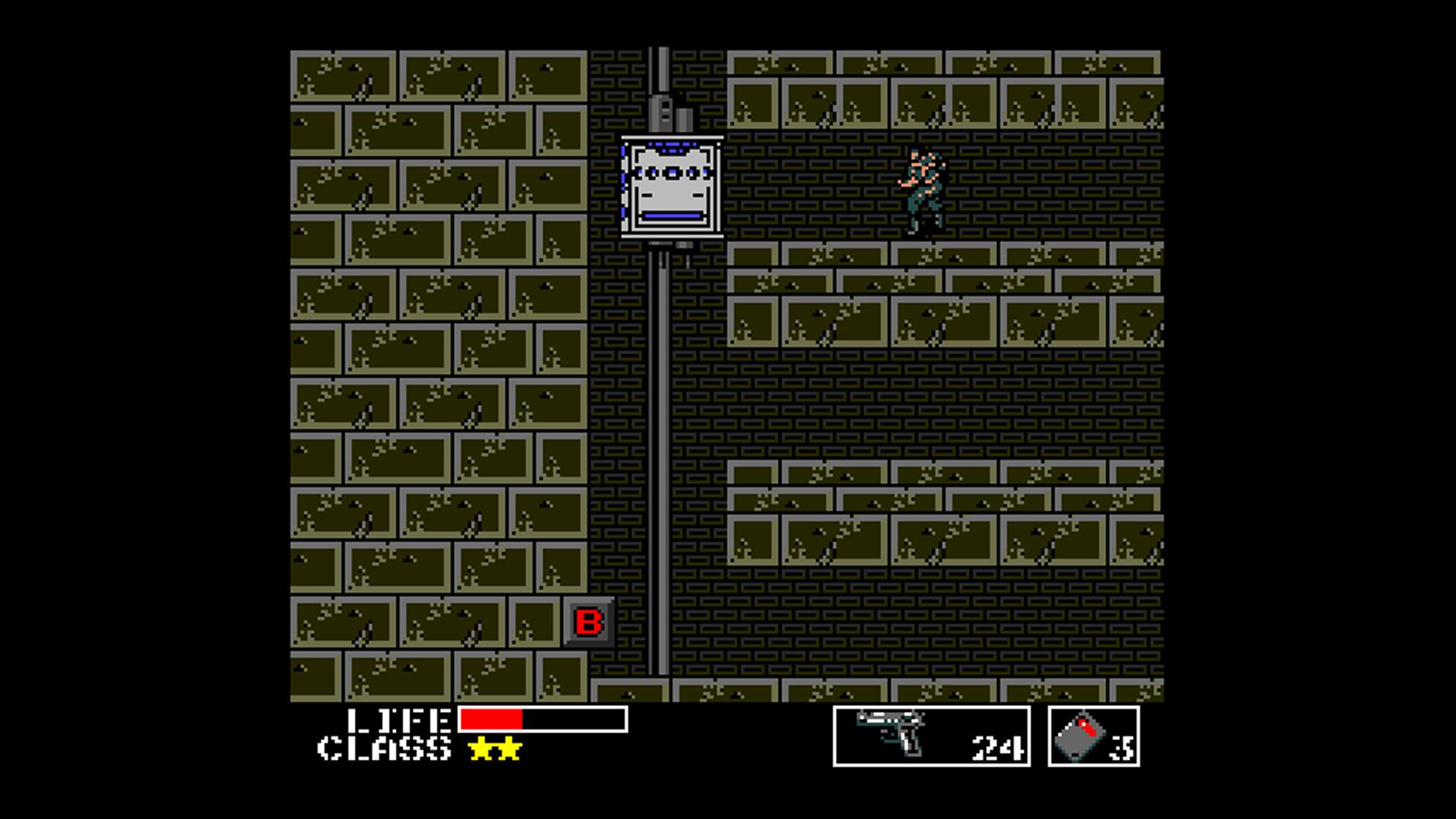 Metal Gear screenshot 3