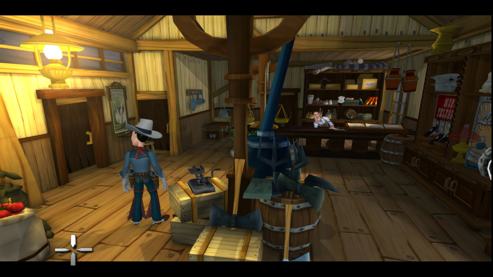 Fenimore Fillmore: The Westerner screenshot 1
