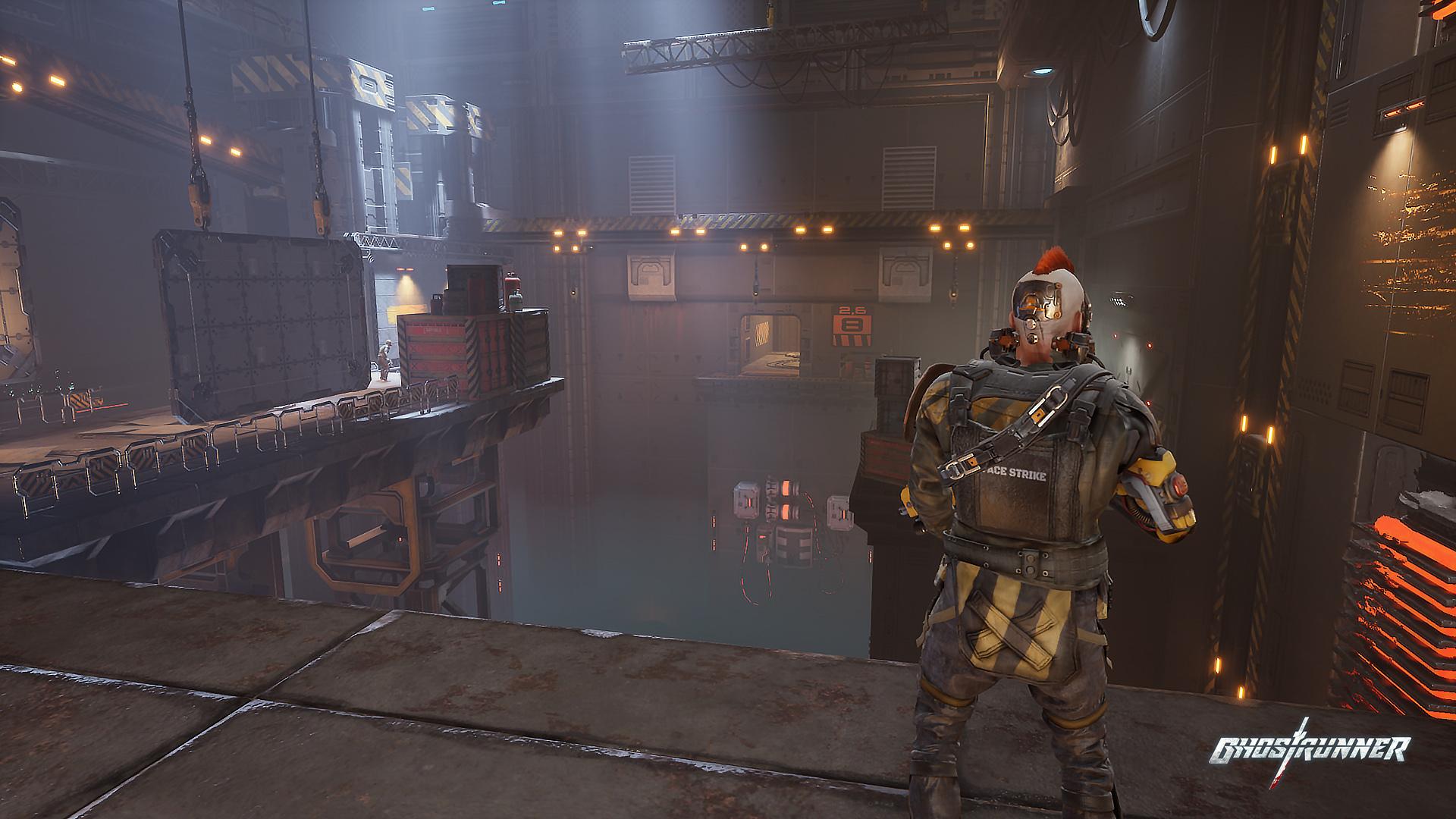 Ghostrunner [GOG] (2020) Скачать Лицензия