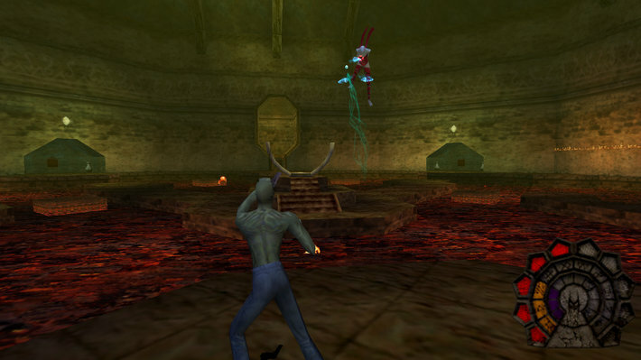 Shadow Man screenshot 2