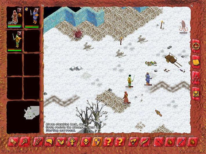 Geneforge Saga screenshot 3