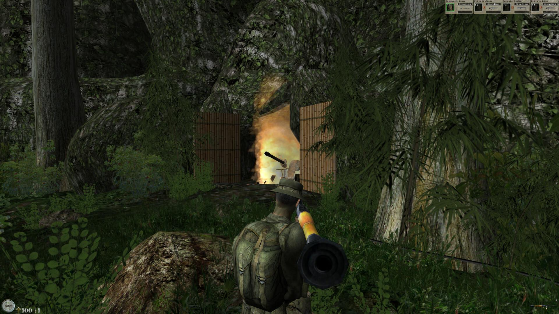 Elite Warriors Vietnam screenshot 1