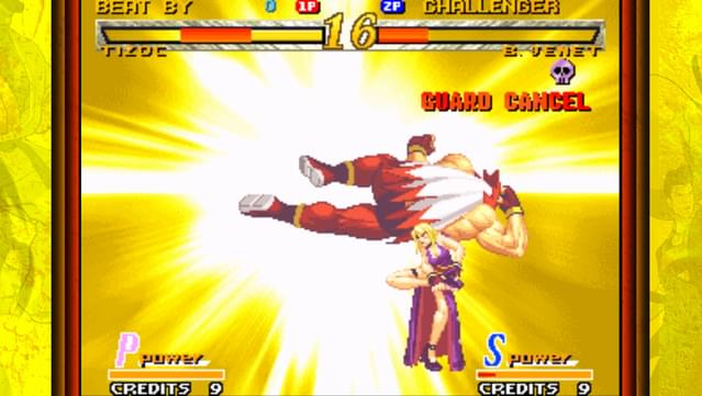 50 Garou Mark Of The Wolves On Gog Com A good set up to use the shinkuu nage charge d for 2 seconds, lp=low with documents similar to garou, mark of the wolf, move list. garou mark of the wolves