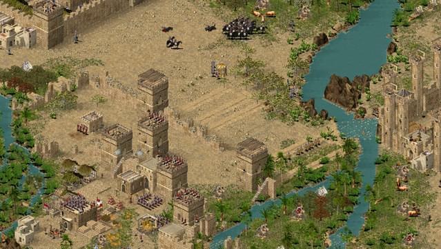 80 Stronghold Crusader Hd On Gog Com