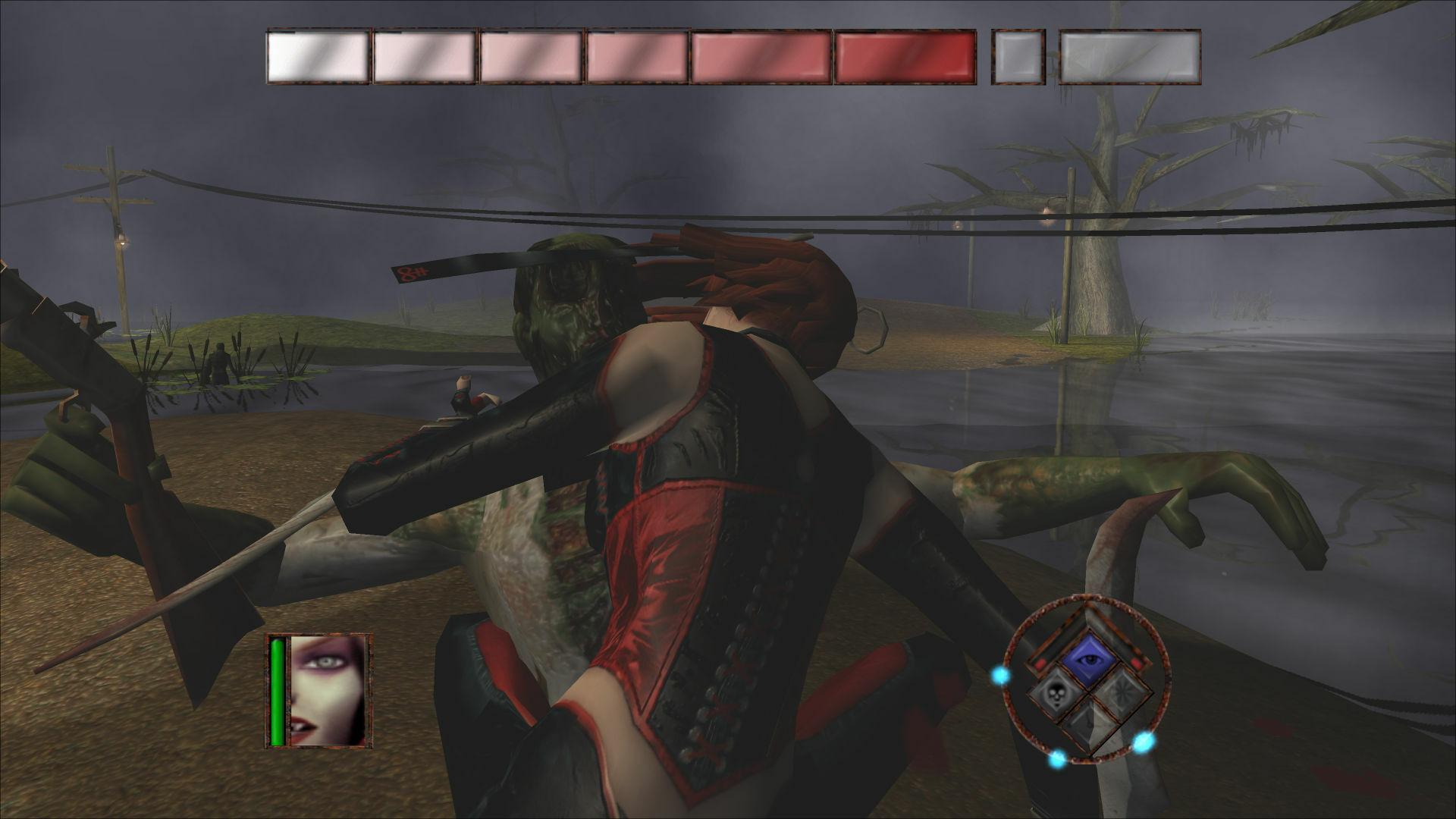 BloodRayne: Terminal Cut screenshot 2