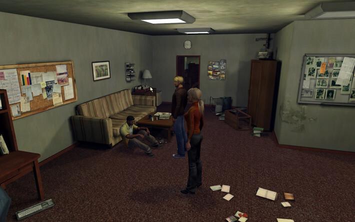 Broken Sword 4: The Angel of Death screenshot 1