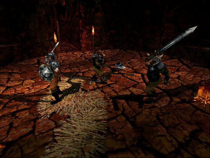 Die By The Sword + Limb From Limb screenshot 1