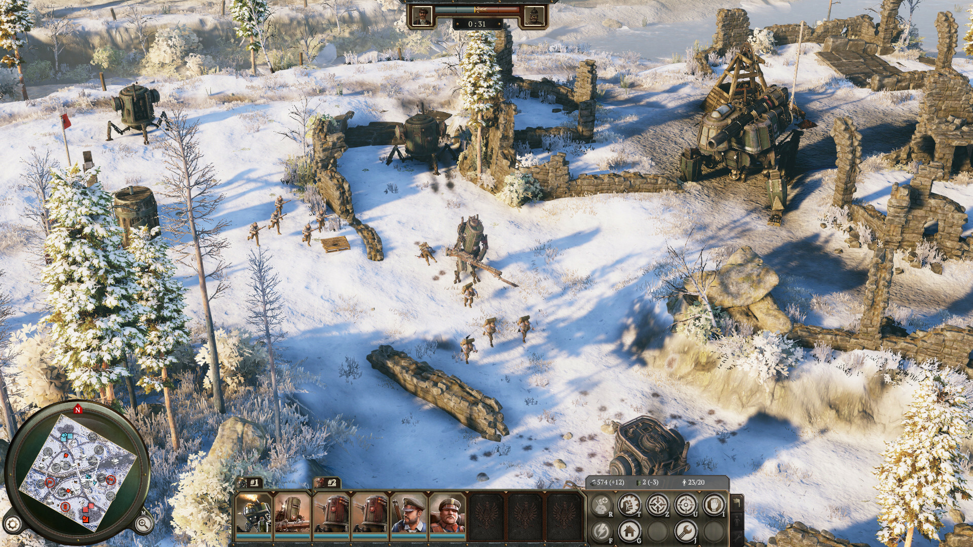 Iron Harvest - Deluxe Edition [GOG] (2020)