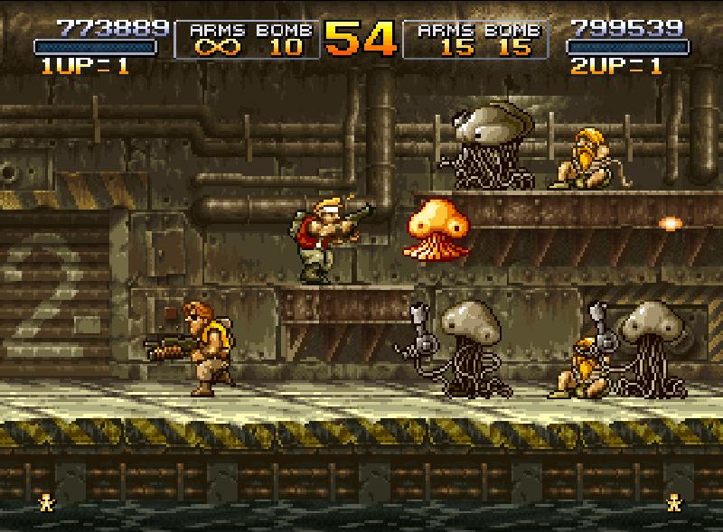 Metal Slug 2 screenshot 1