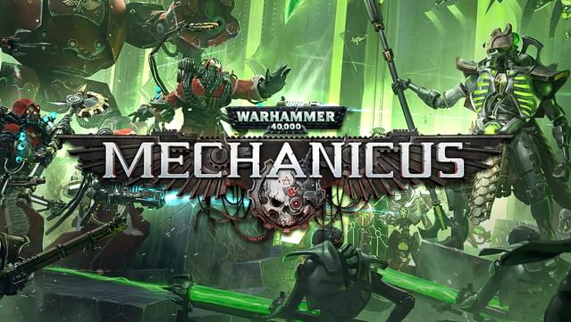 Warhammer 40,000: Mechanicus on GOG.com