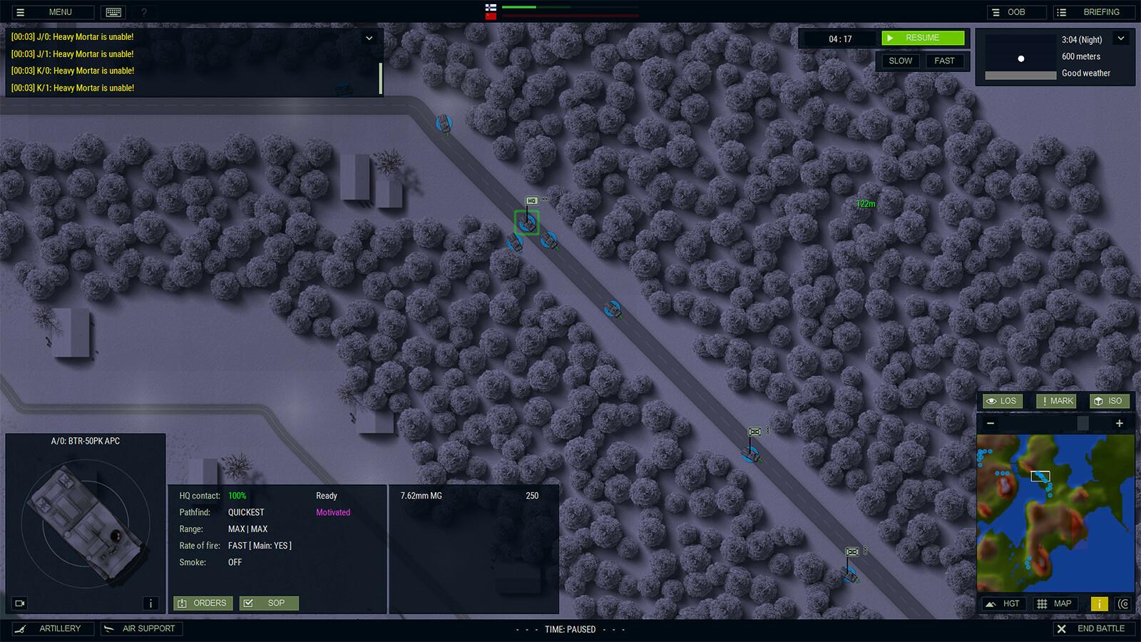 Armored Brigade Complete screenshot 3