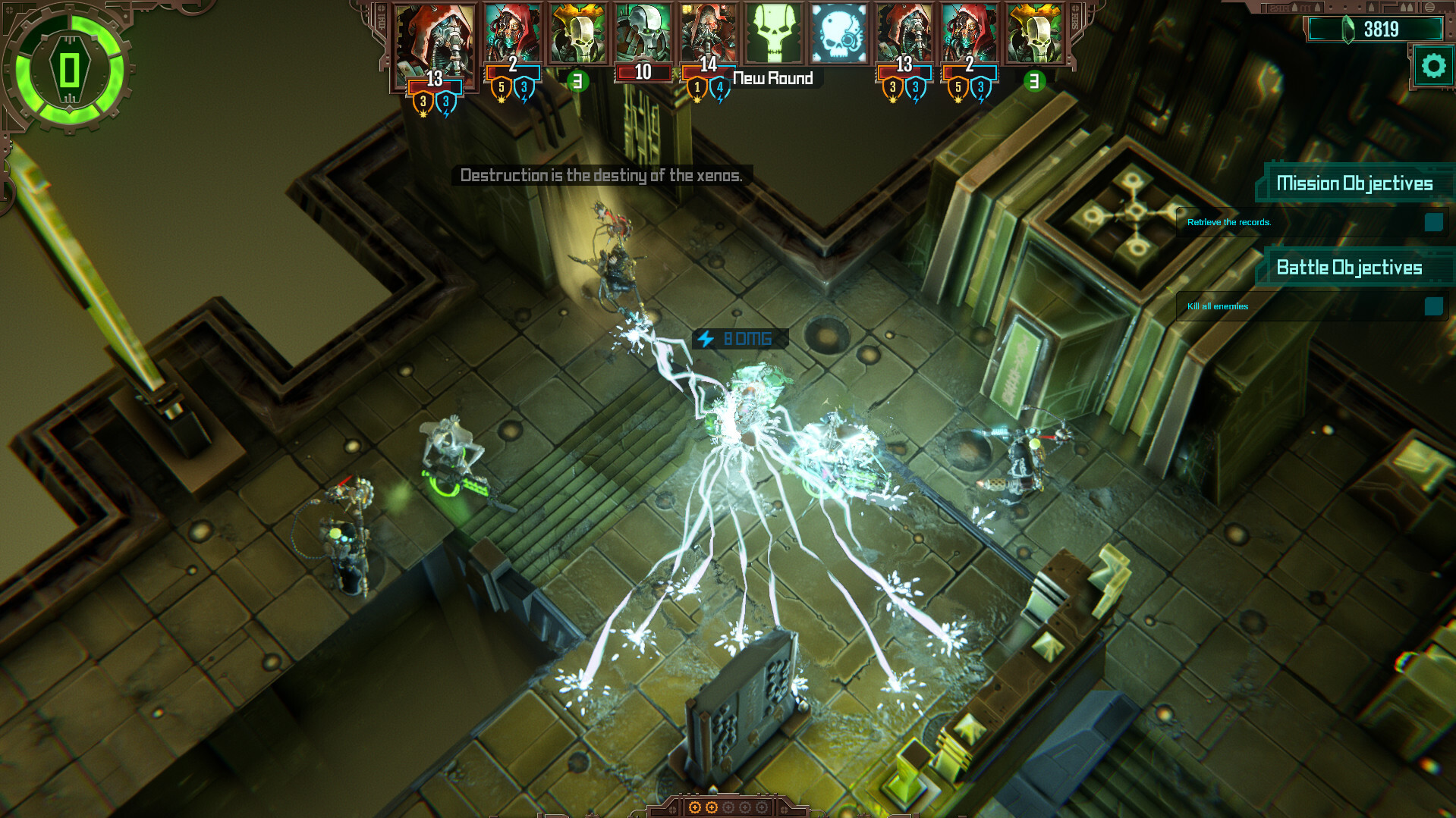 Warhammer 40000: Mechanicus - Omnissiah Edition screenshot 3