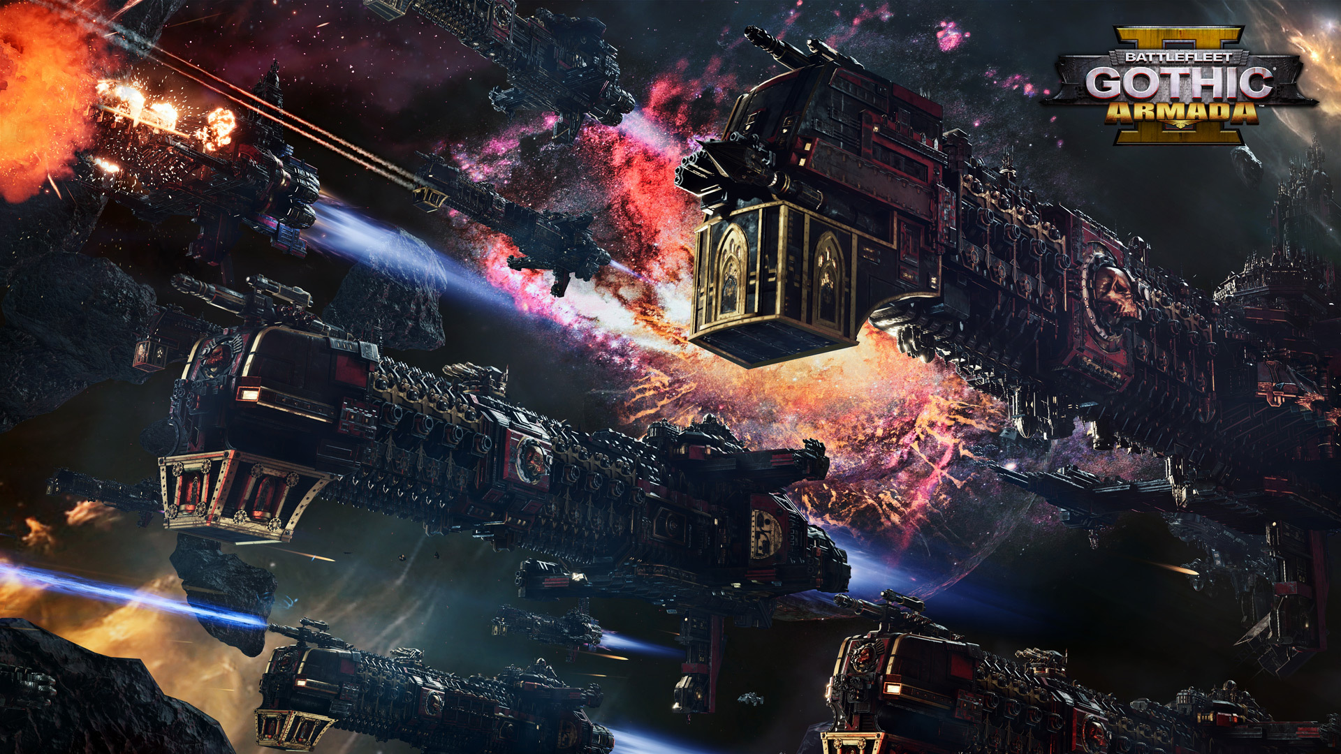 Battlefleet Gothic: Armada 2 - Complete Edition screenshot 1