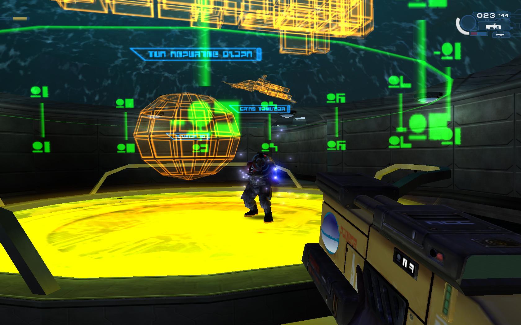 Warhammer 40000: Fire Warrior screenshot 2