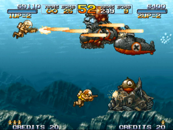 Metal Slug 3 screenshot 2