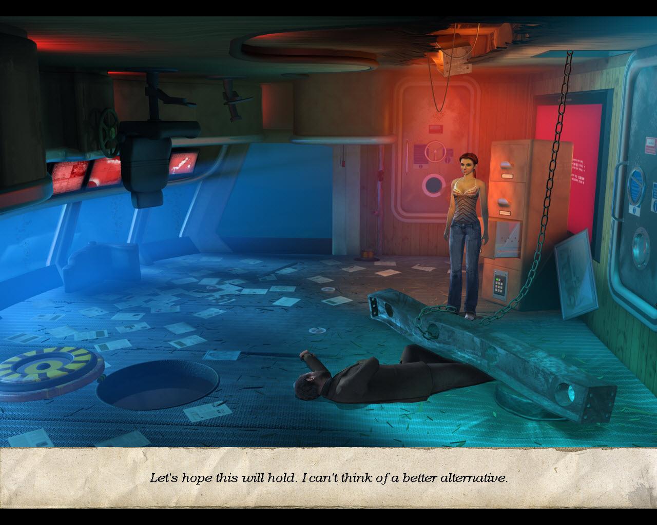 Secret Files 2: Puritas Cordis screenshot 1