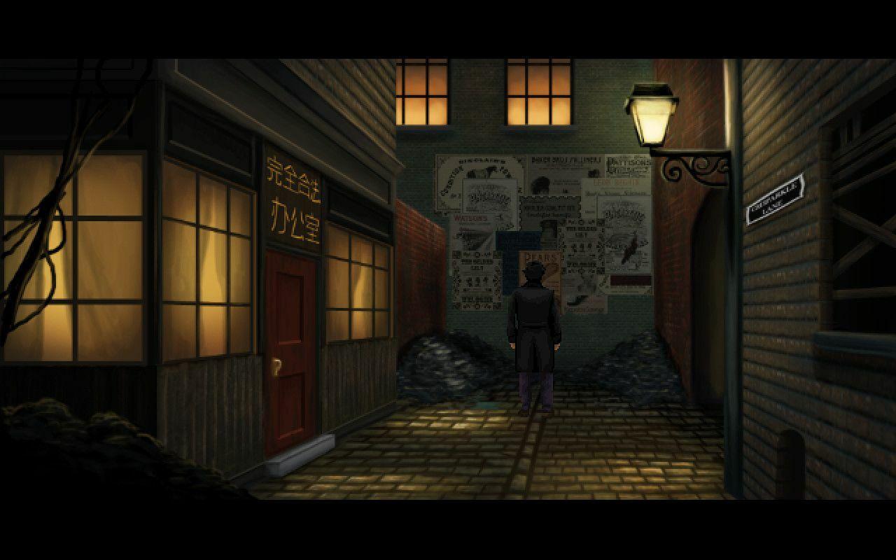 Lamplight City screenshot 1
