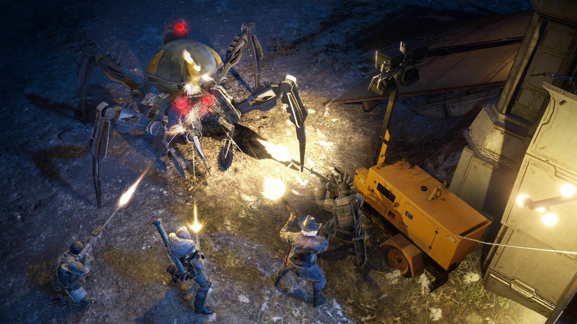 Wasteland 3 - Digital Deluxe Edition [GOG] (2020)