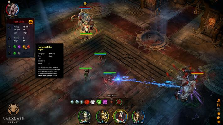 Aarklash: Legacy screenshot 2