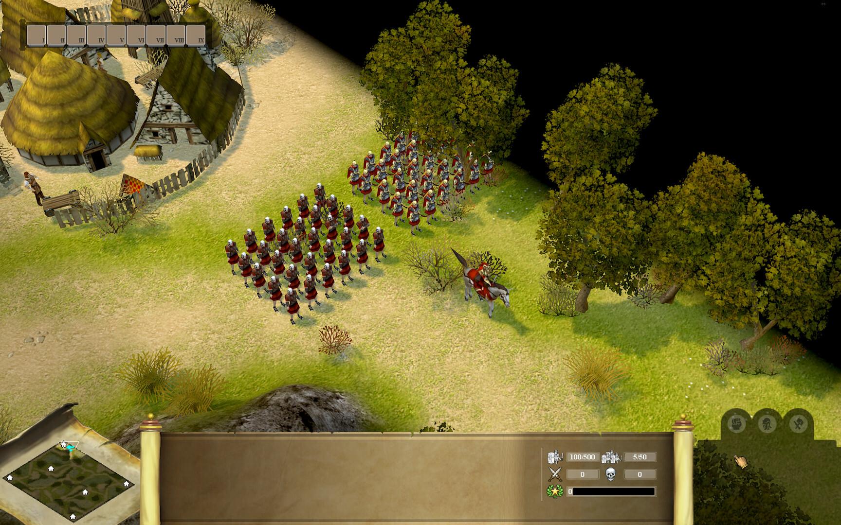 Praetorians – HD Remaster Captura 1