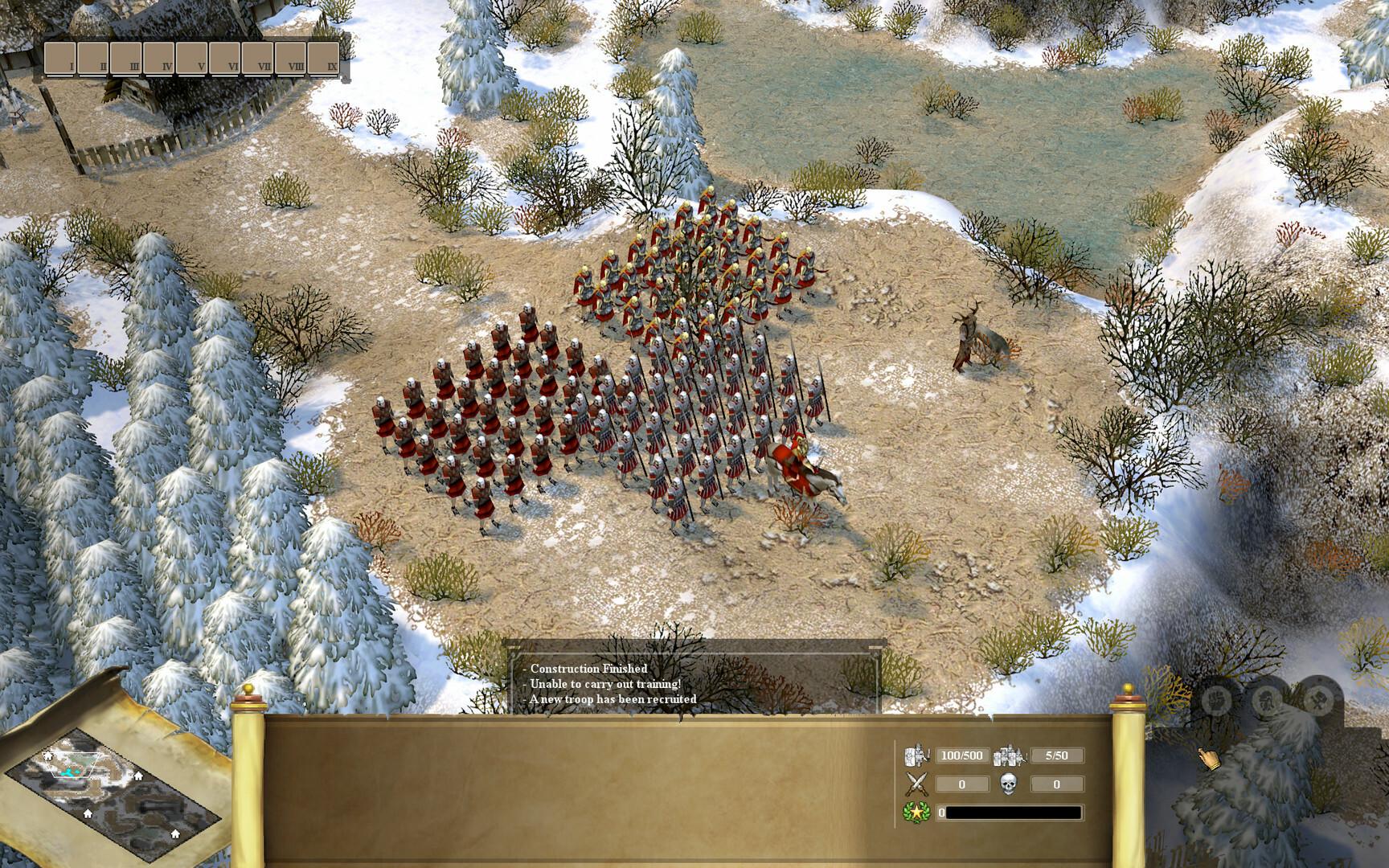 Praetorians – HD Remaster Captura 2