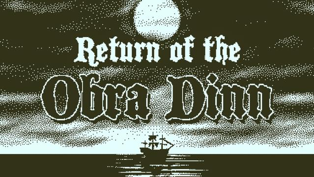 Return of the Obra Dinn on GOG.com