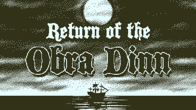Return of the Obra Dinn on GOG.com