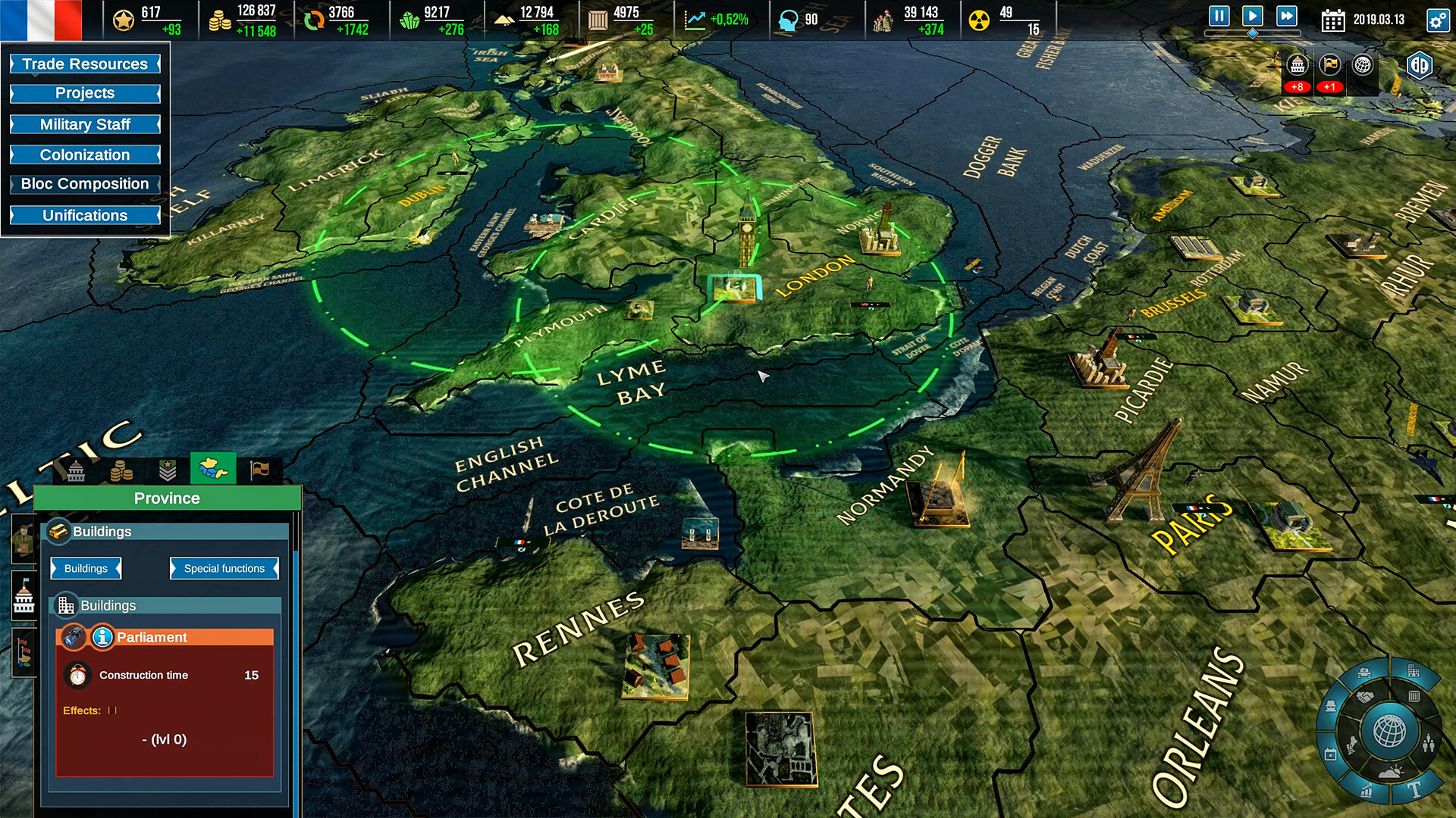 Realpolitiks II screenshot 3