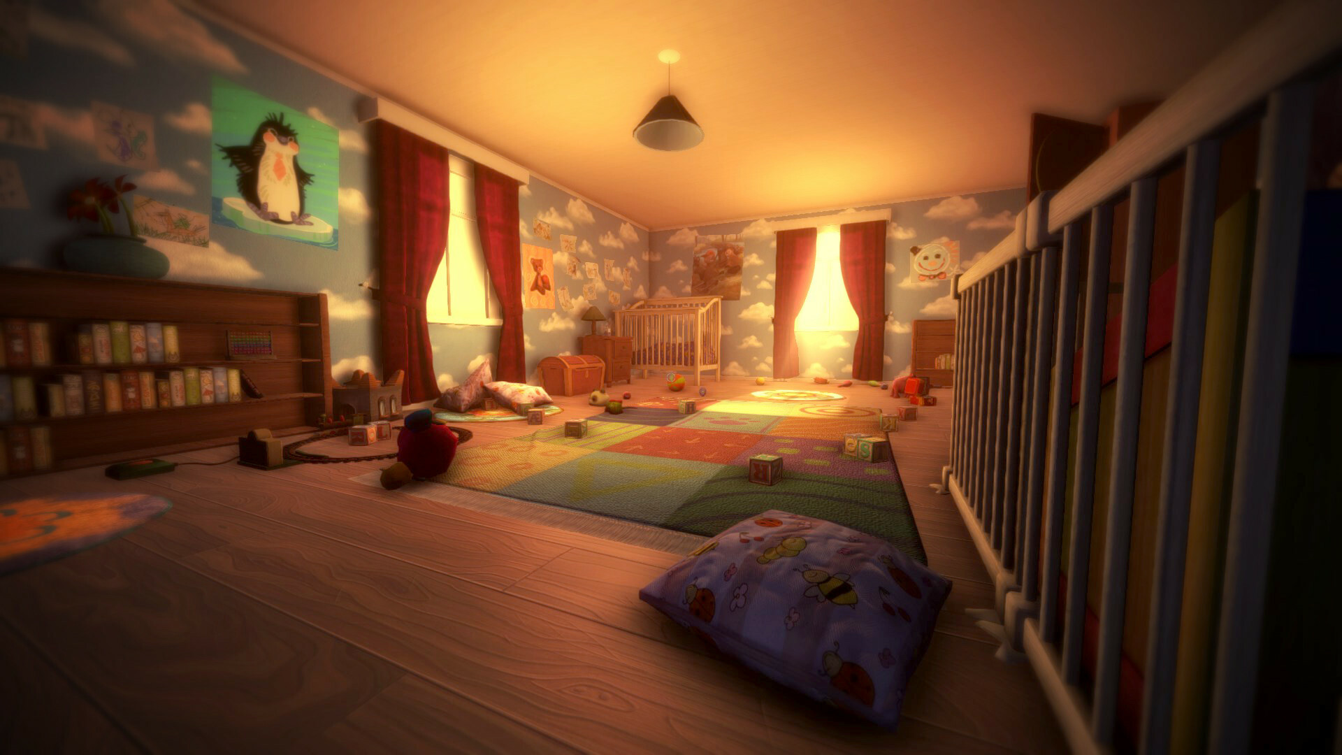 Among the Sleep – Enhanced Edition Captura 3