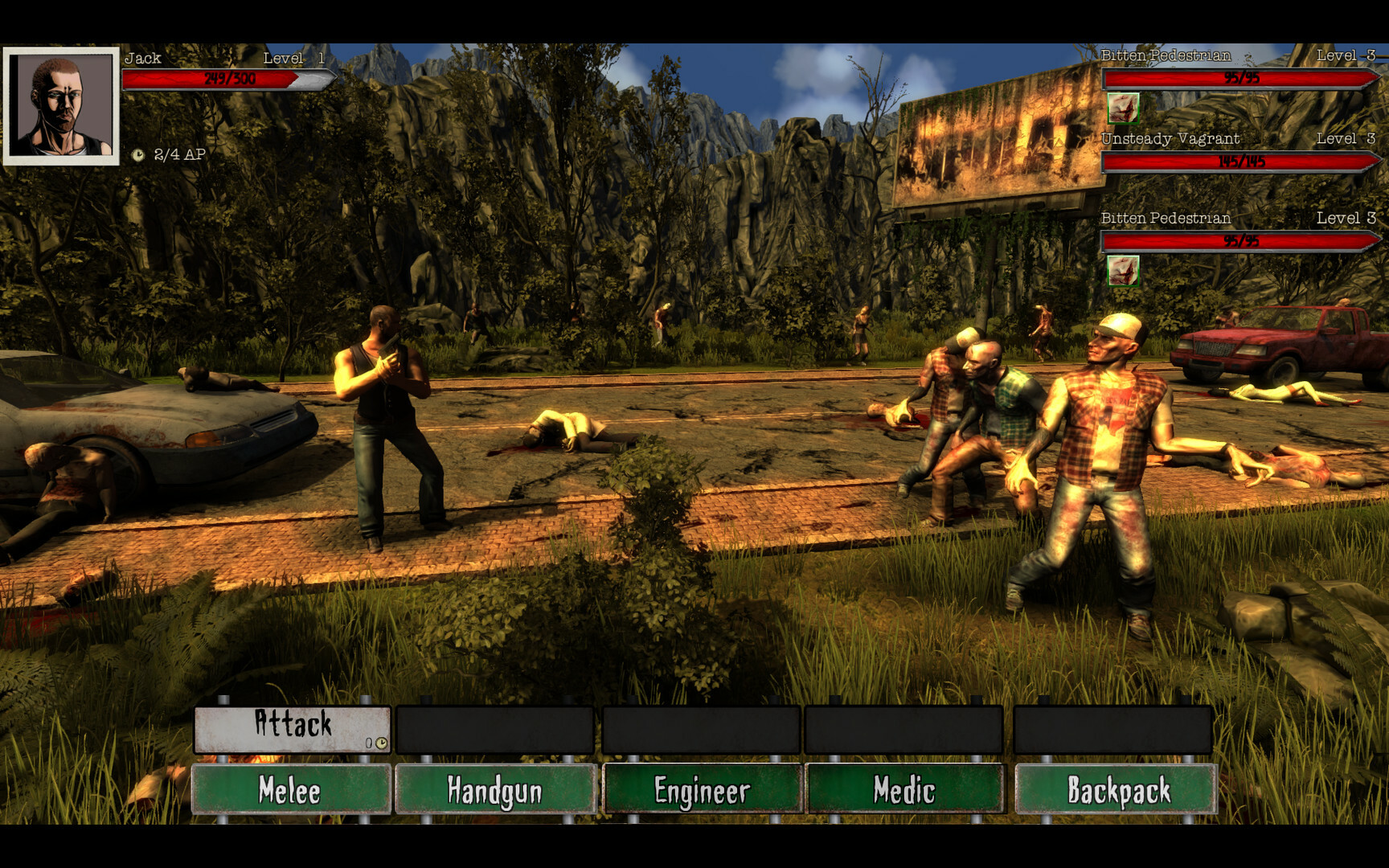 Dead Age screenshot 2