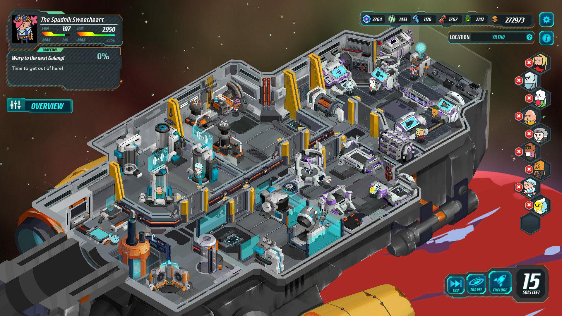 Holy Potatoes! We're in Space?! screenshot 1