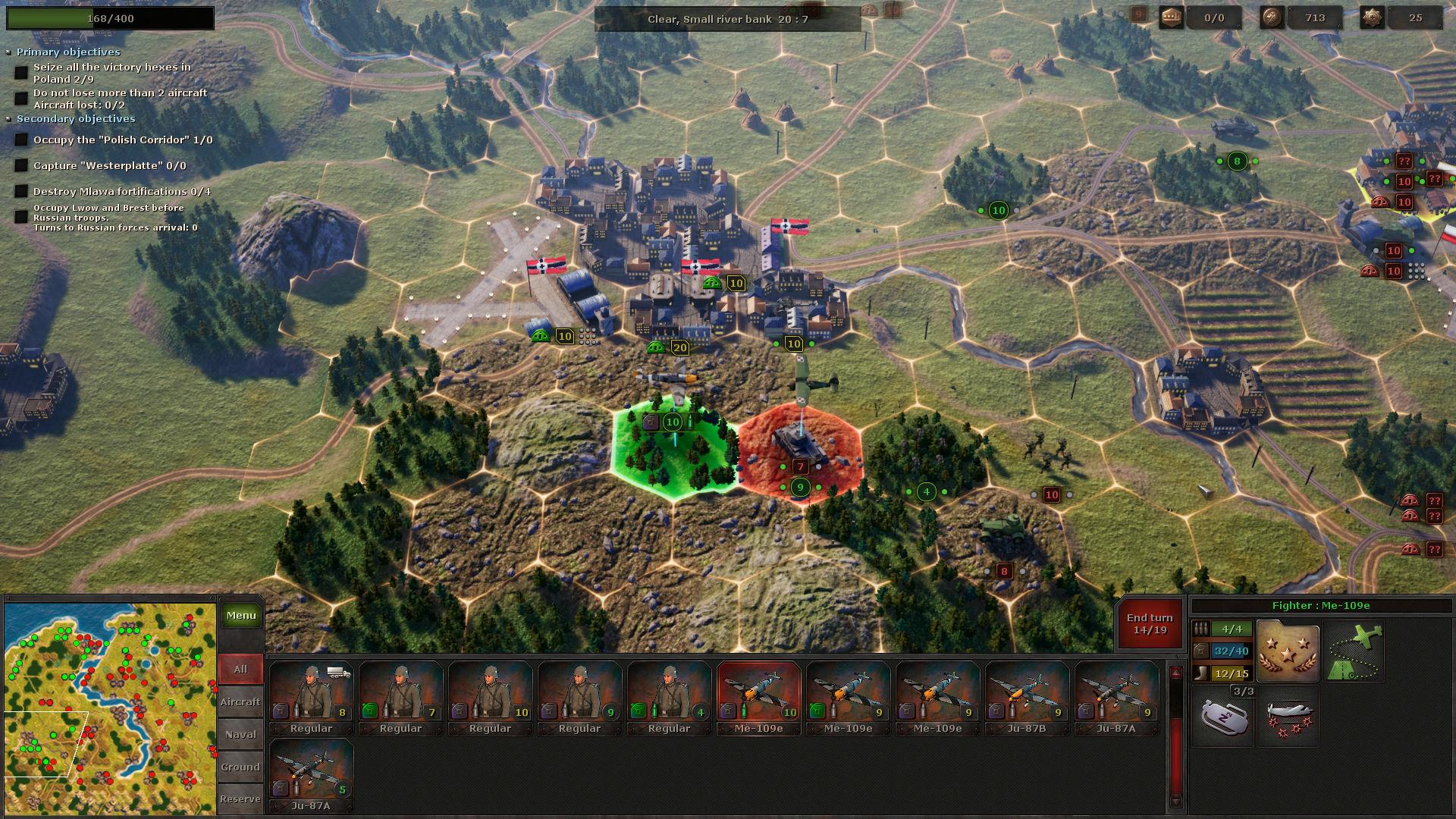 Strategic Mind: Blitzkrieg screenshot 2