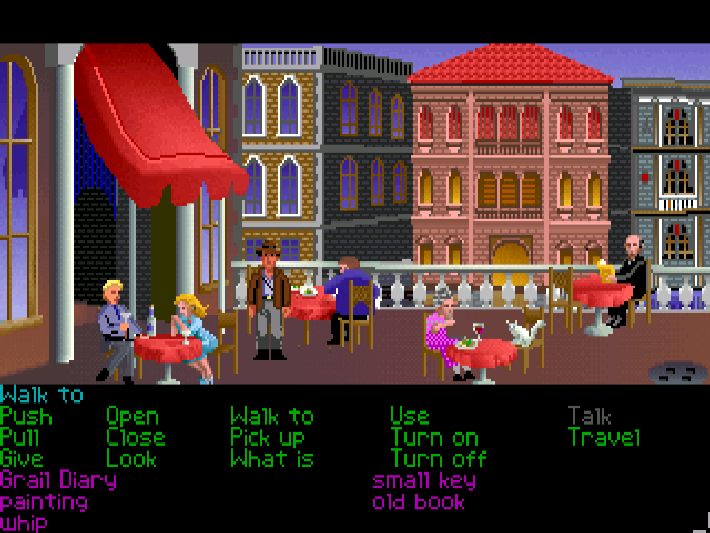 Indiana Jones and the Last Crusade screenshot 2