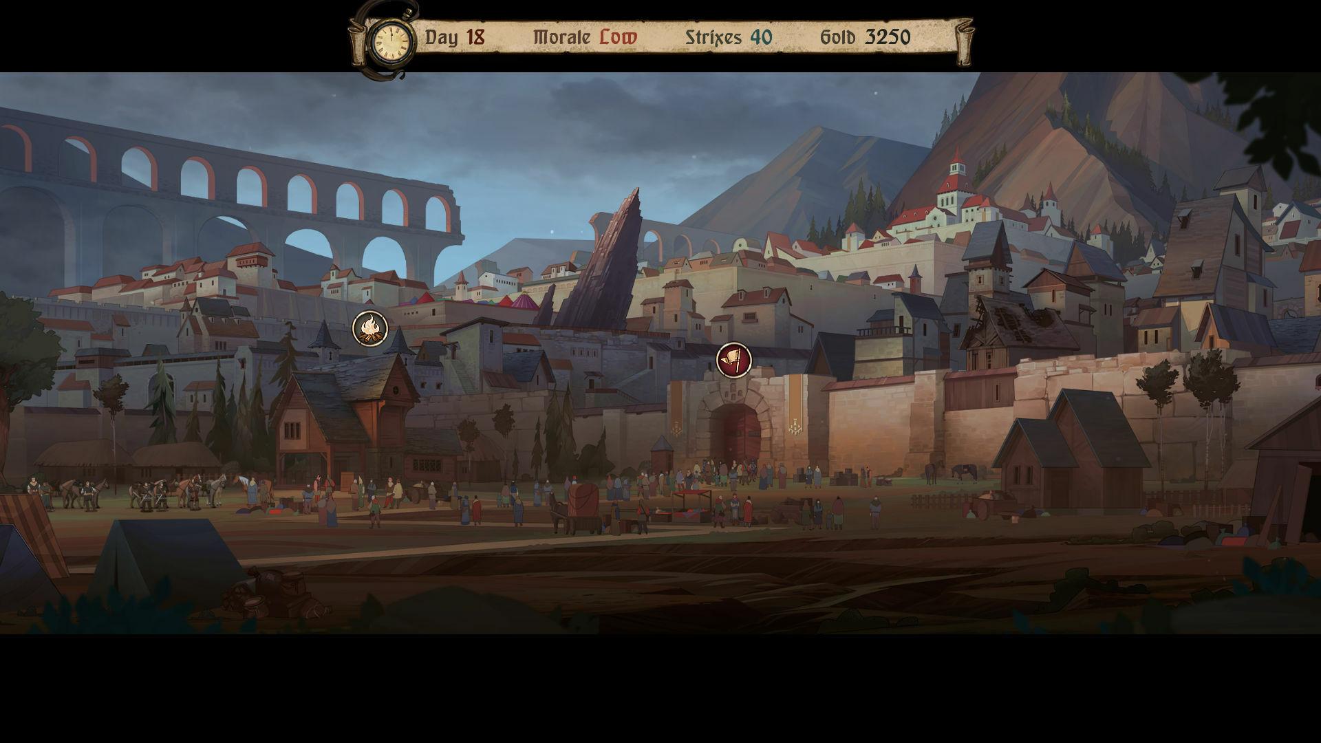 Ash of Gods: Redemption screenshot 2