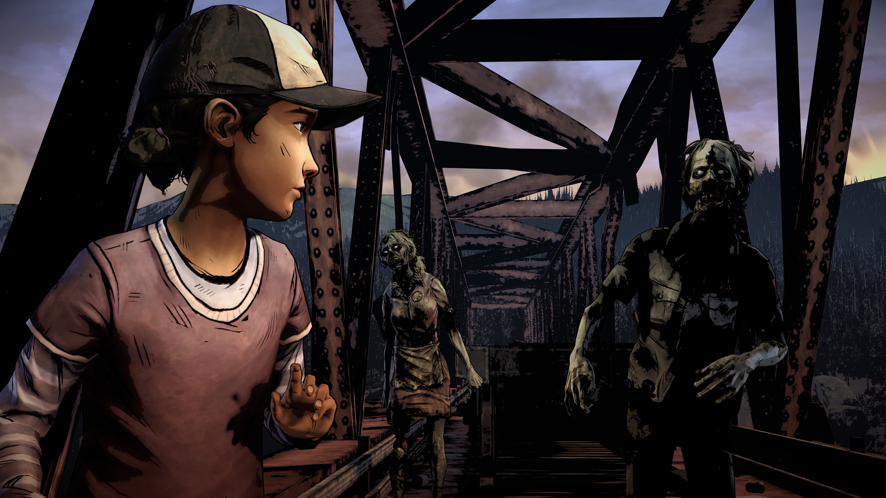 The Walking Dead: The Telltale Definitive Series [GOG]