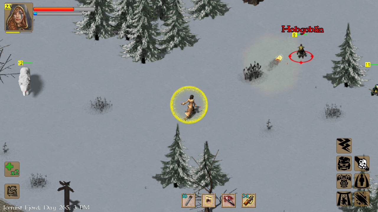 Exiled Kingdoms screenshot 2