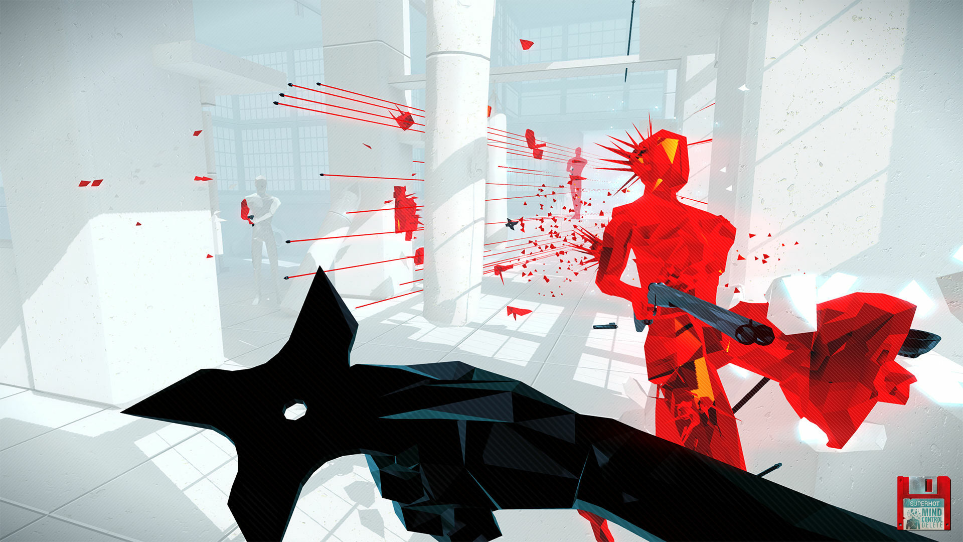 Superhot: Mind Control Delete screenshot 3