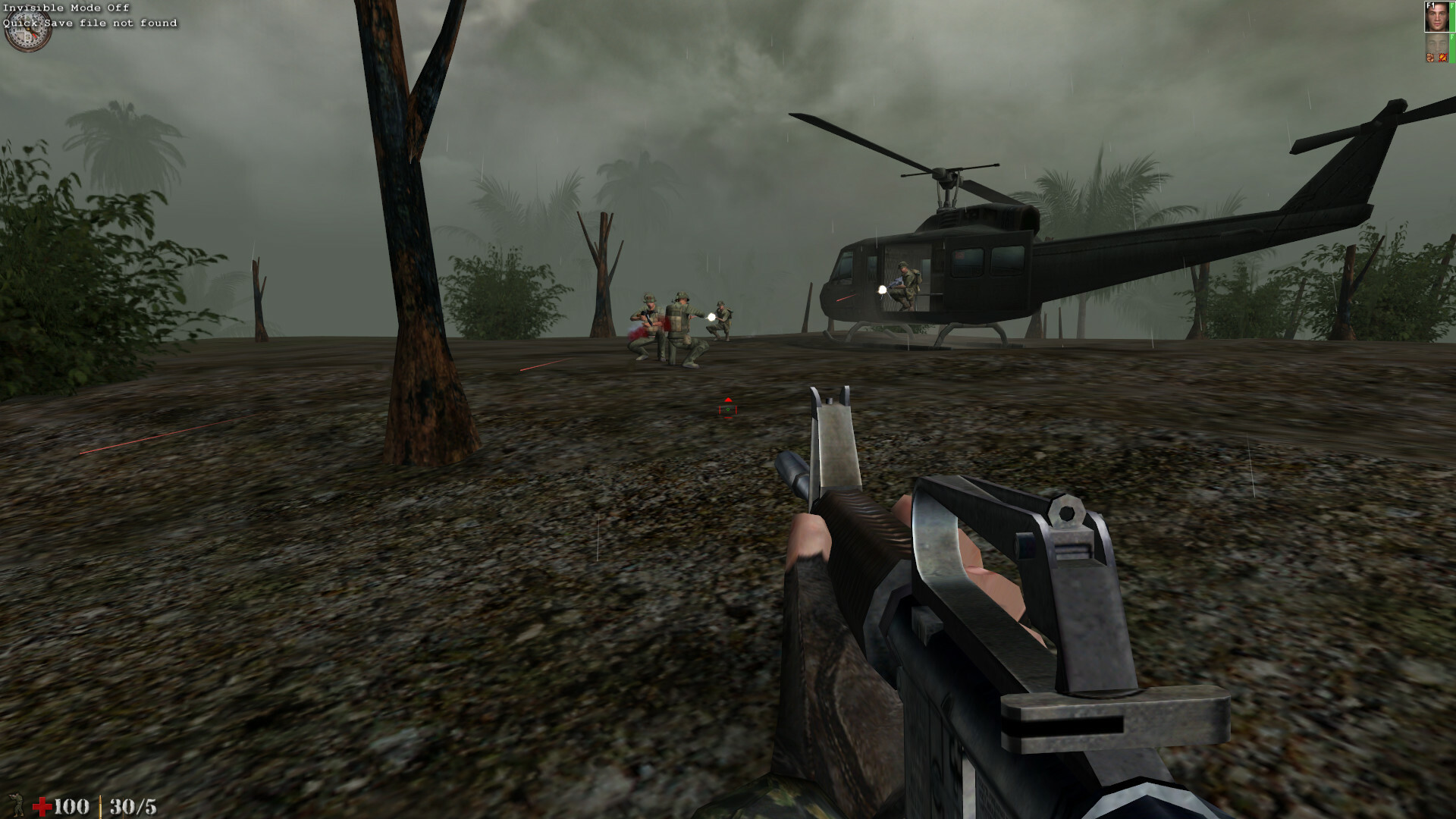 Line of Sight: Vietnam screenshot 1