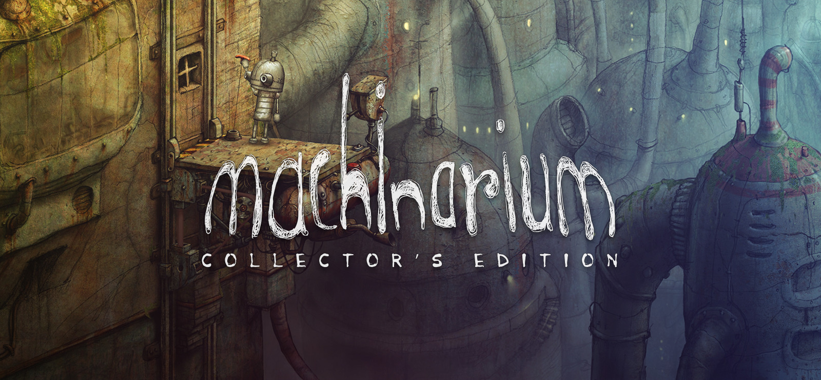 Machinarium & Creaks Bundle Download