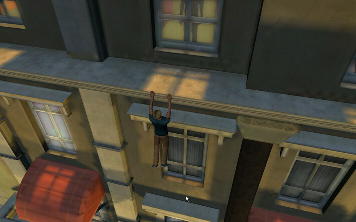 Broken Sword 4: The Angel of Death screenshot 2