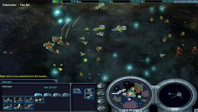 Conquest: Frontier Wars screenshot 2