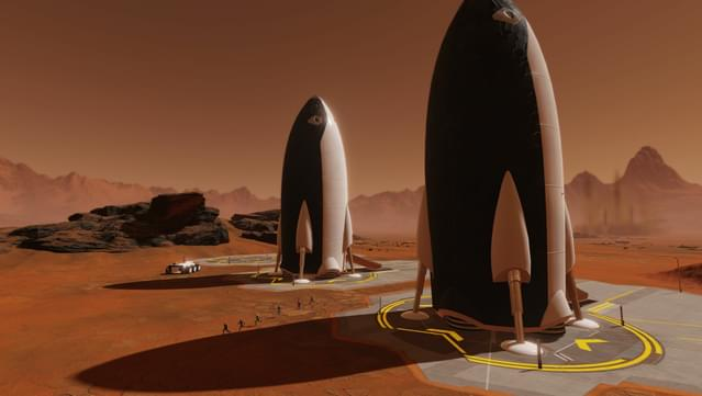 Surviving Mars: Marsvision Song Contest Download Free