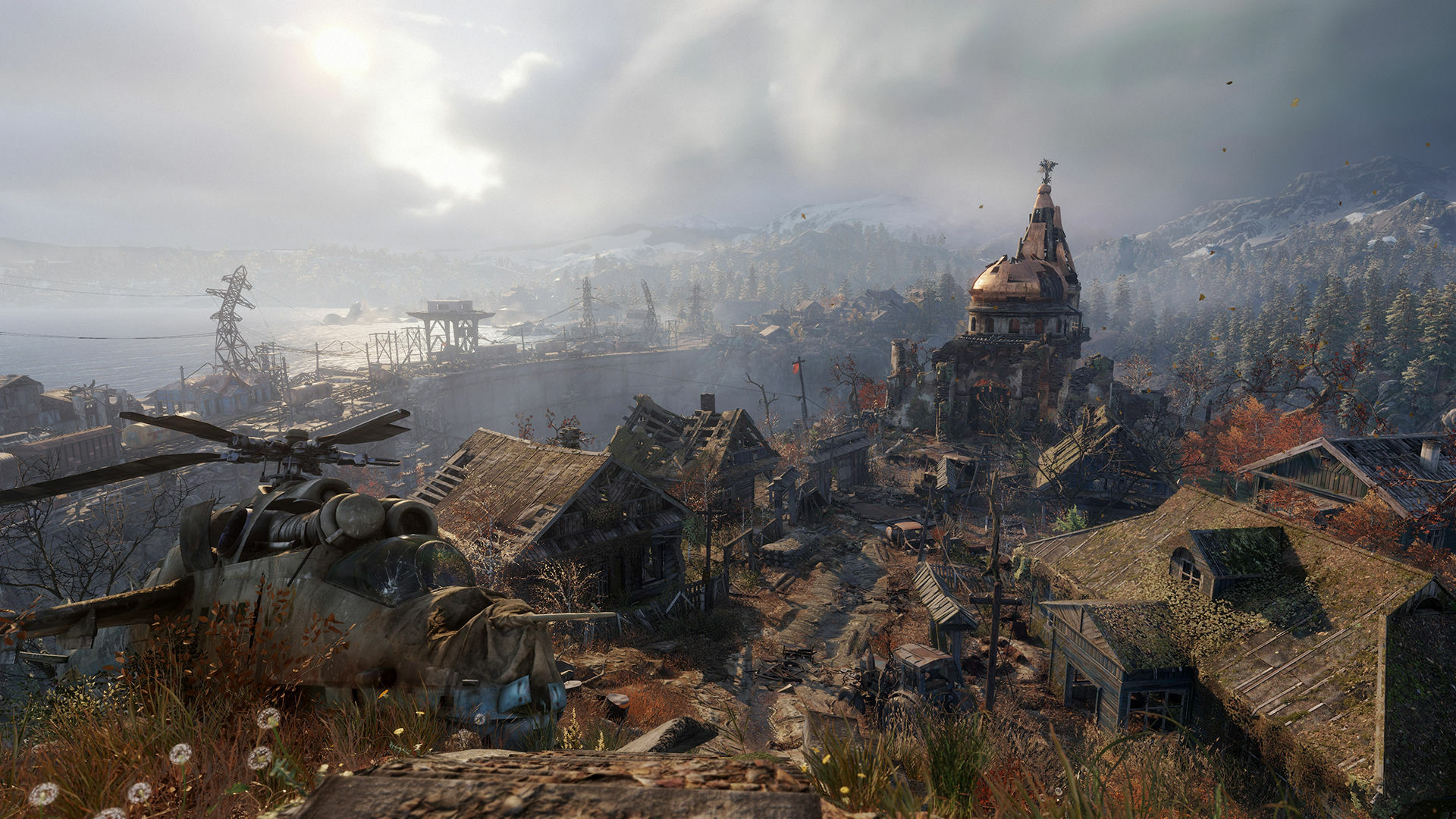 Metro Exodus - Gold Edition screenshot 3