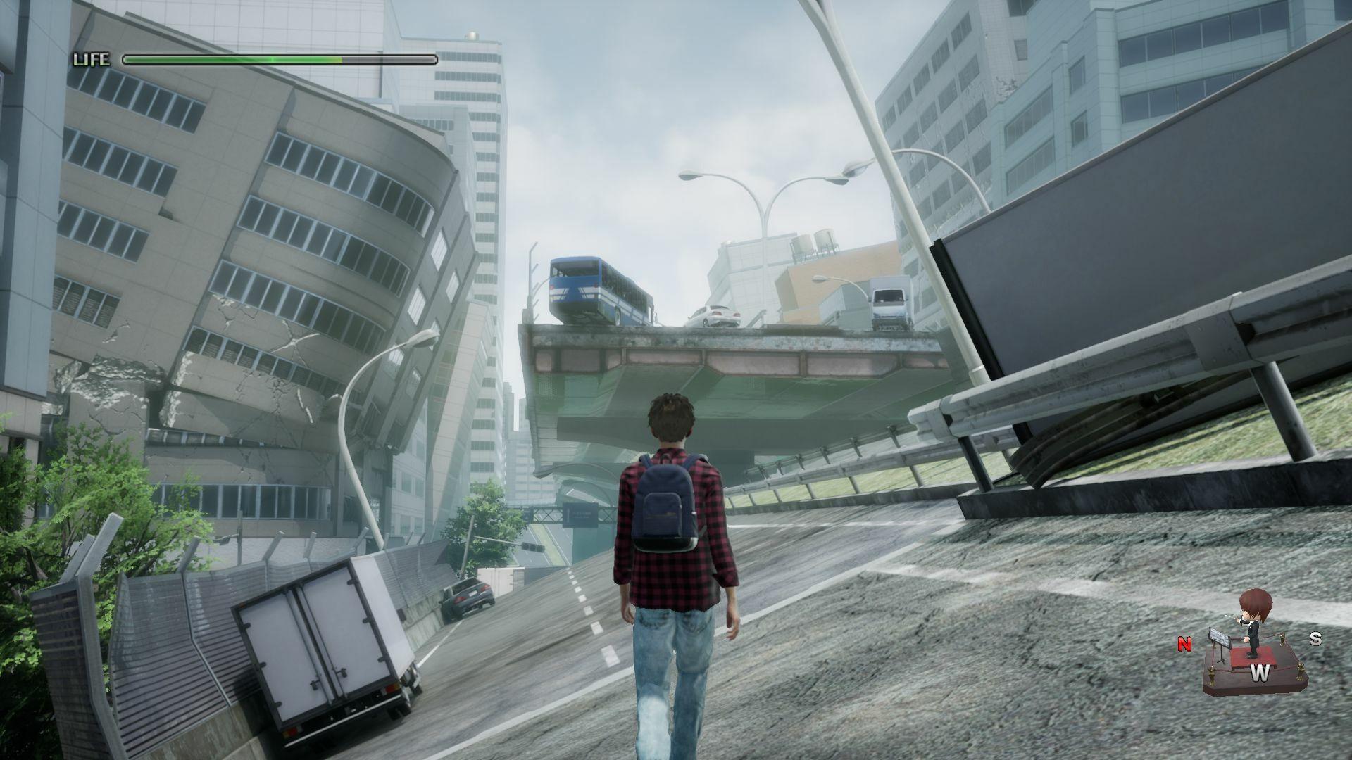 Disaster Report 4: Summer Memories screenshot 2