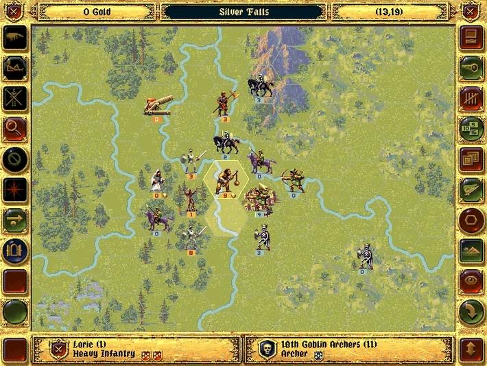 Fantasy General screenshot 1