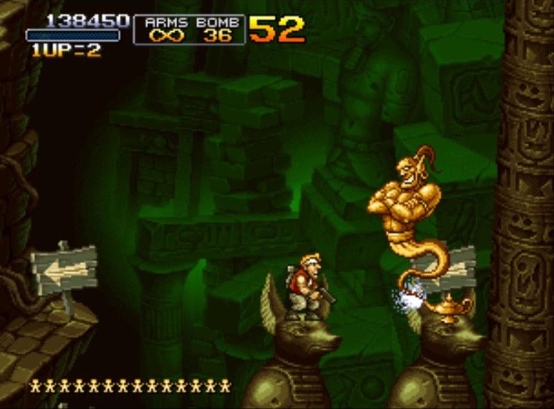 Metal Slug X screenshot 3