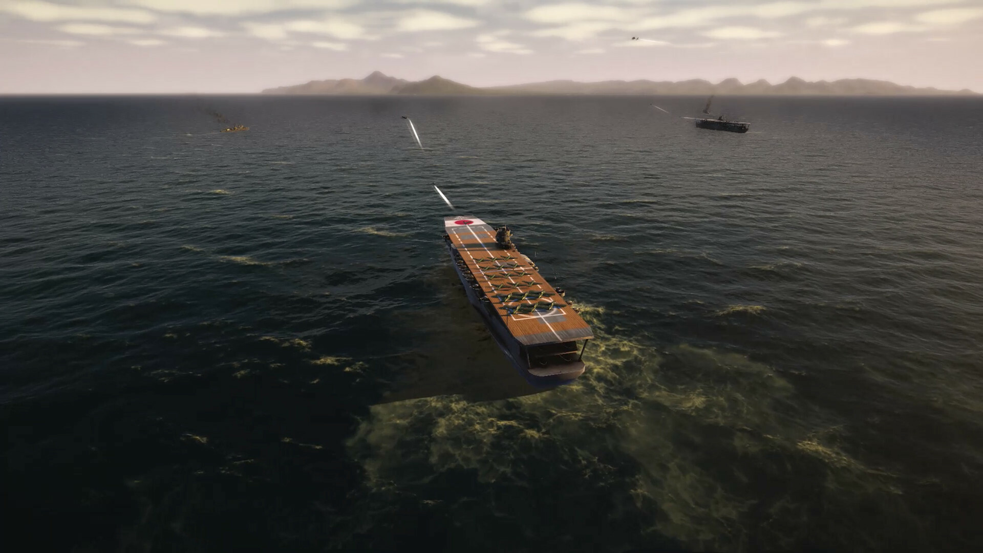 Victory at Sea Pacific screenshot 3