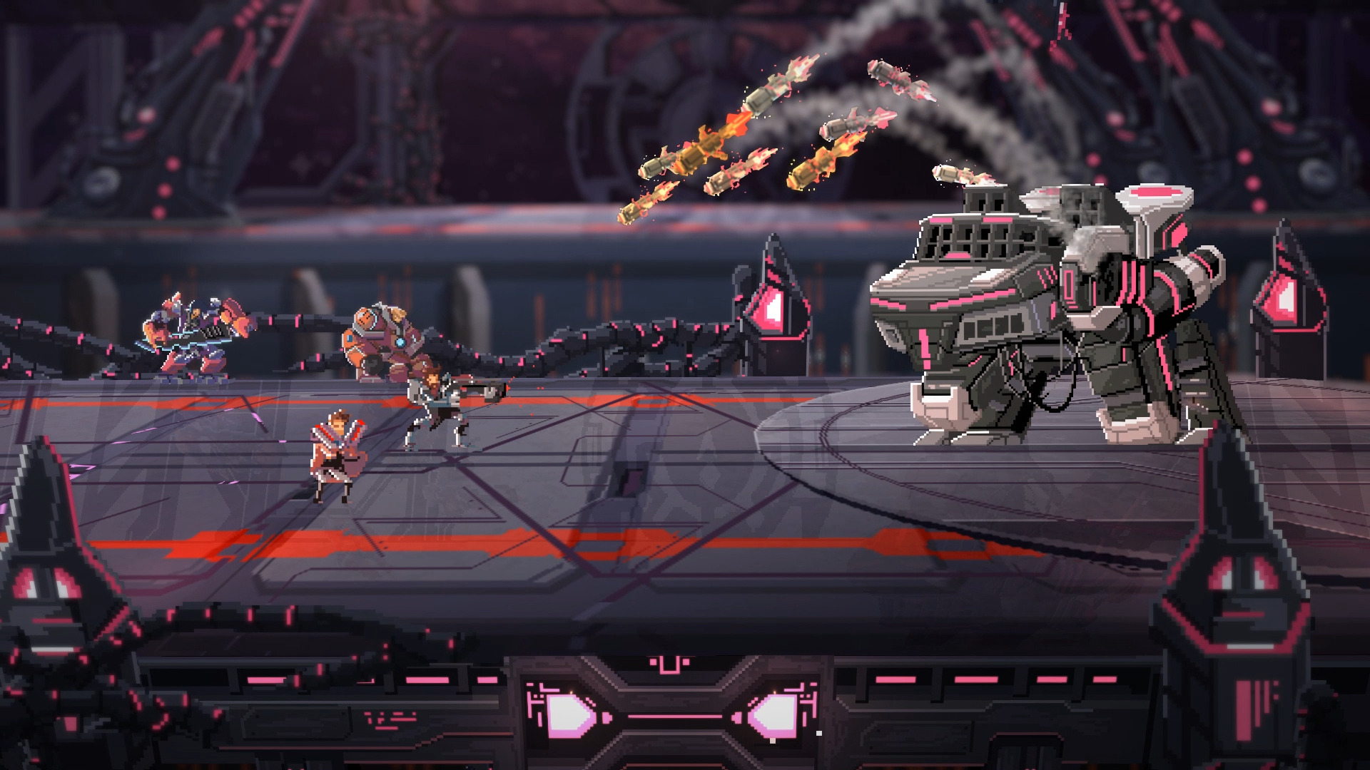 Star Renegades Deluxe Edition screenshot 2