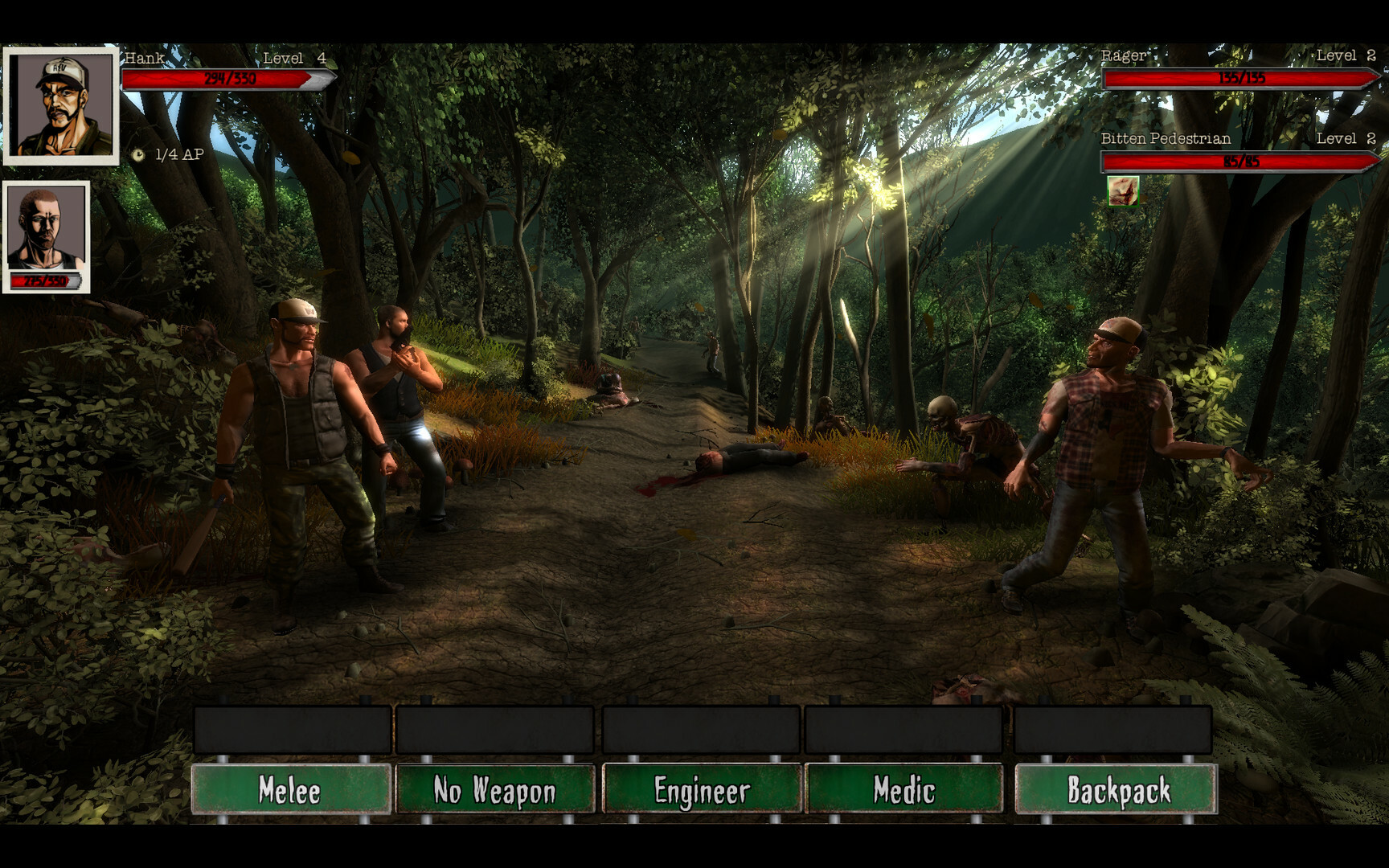 Dead Age screenshot 1