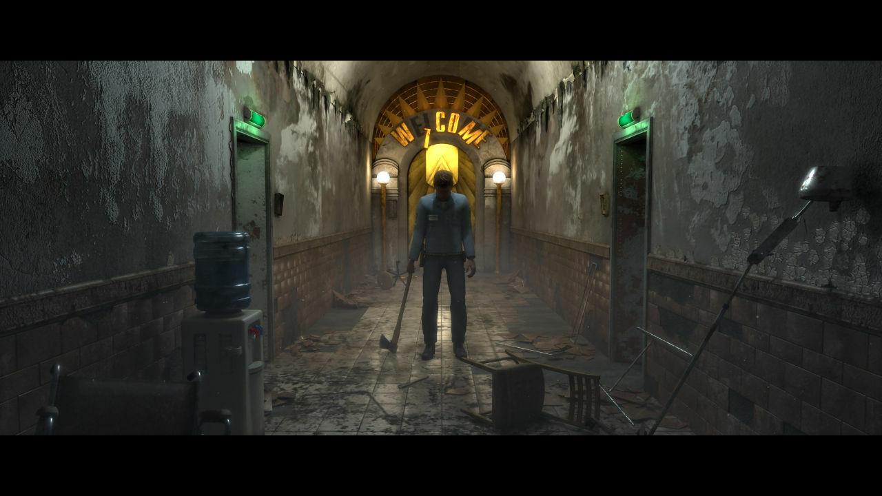 True Fear: Forsaken Souls screenshot 3